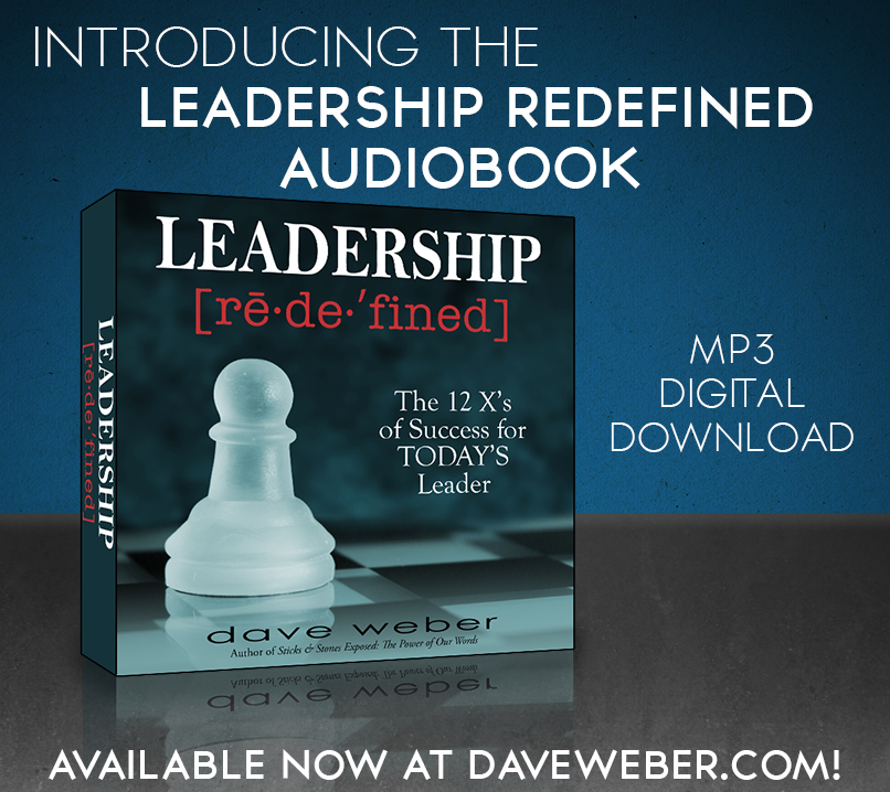 Leadership Redefined Audiobook by Dave Weber